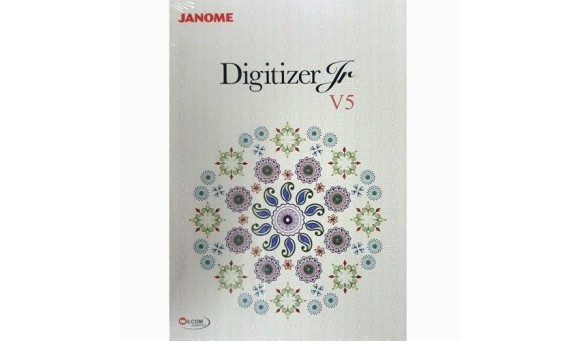 Janome Digitizer Junior V5