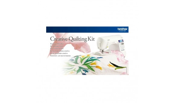 Brother Creative Quilting Kit QKF1