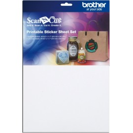 Brother Printbare Set Stickervellen CAPSS1